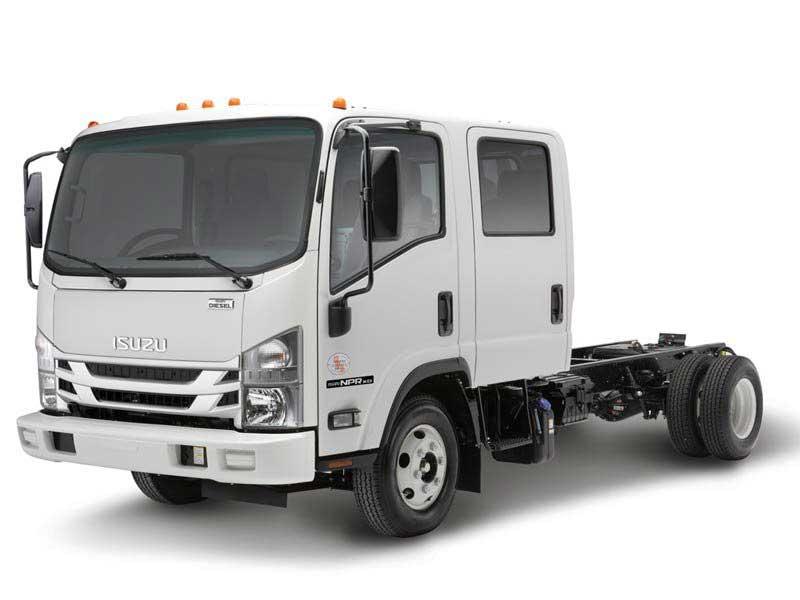 NPR-XD Diesel Crew Cab