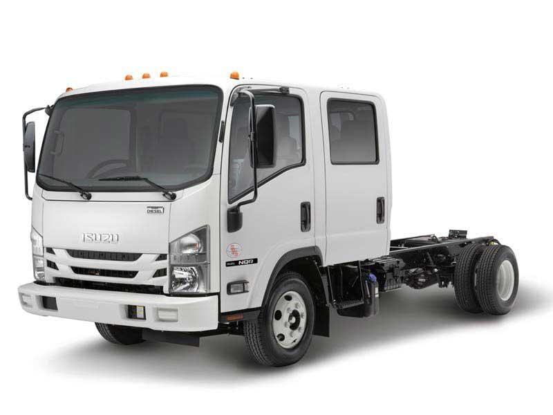 NQR Diesel Crew Cab